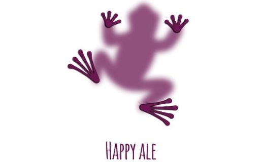 Bière Happy Ale la Rainette